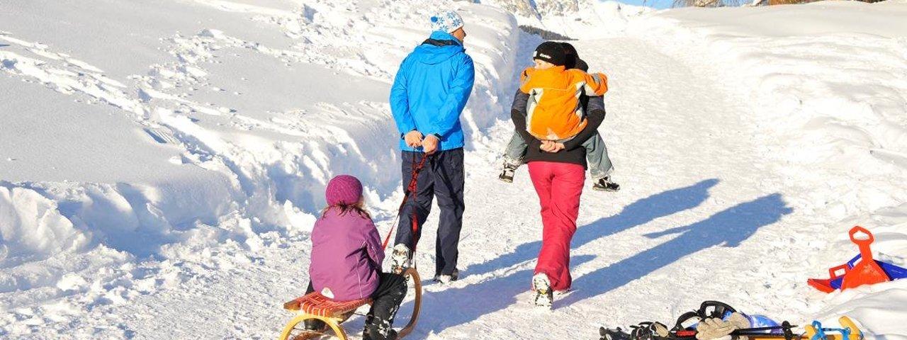 Toboggan Run Rauthhütte, © Olympiaregion-Seefeld