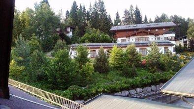Aussicht Hotel Vergeiner Seefeld