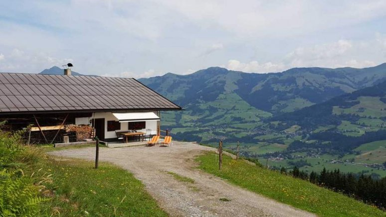 Accommodation in Jochberg, © Almliesl