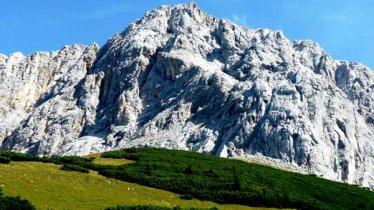 Climbing at the Plattenspitzen in the Tiroler Zugspitz Arena, © Tiroler Zugspitz Arena