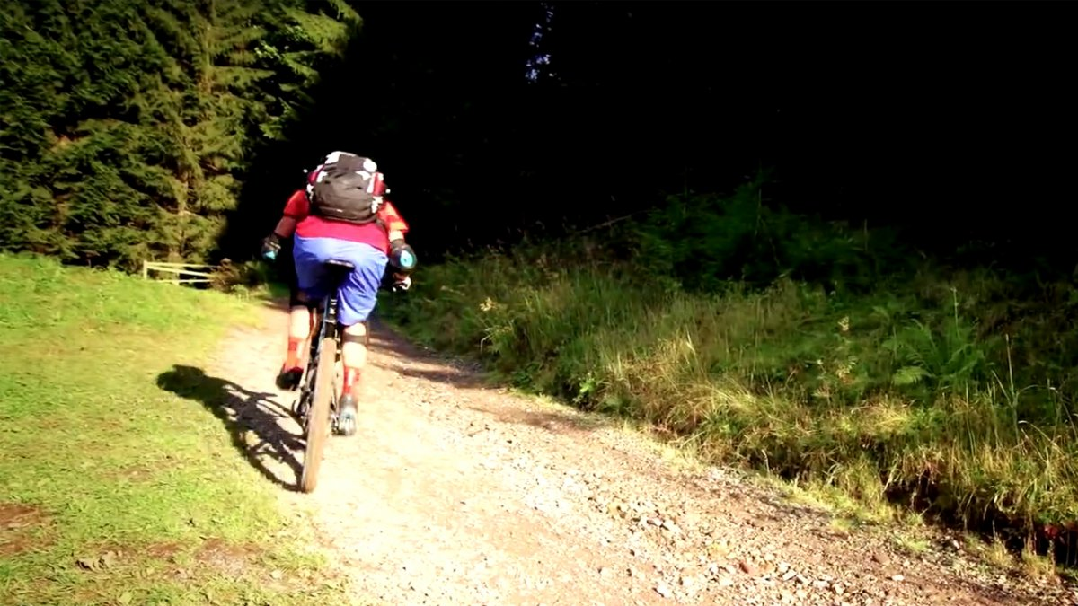 MTB Techniques (4): Riding uphill with your Mountainbike