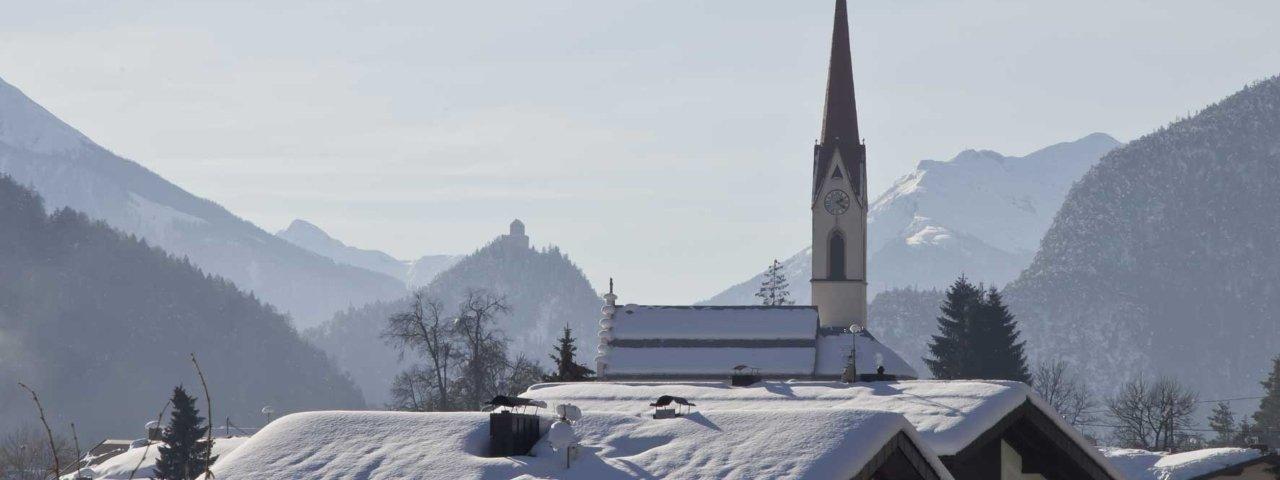 Mils bei Imst in winter, © Imst Tourismus