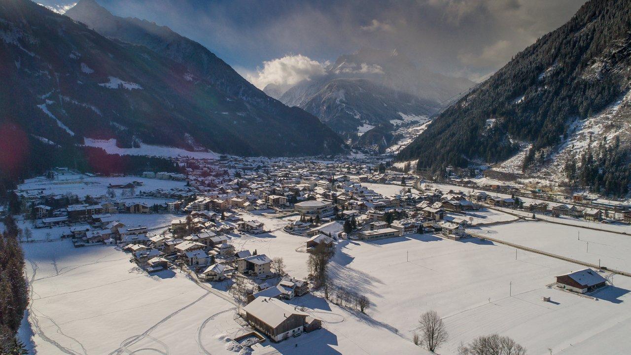 Mayrhofen in winter, © Archiv TVB Mayrhofen