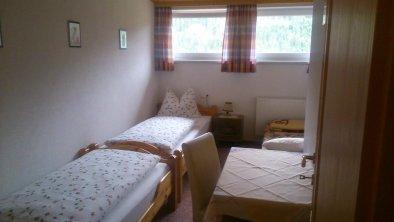 Zweibettzimmer Apartment