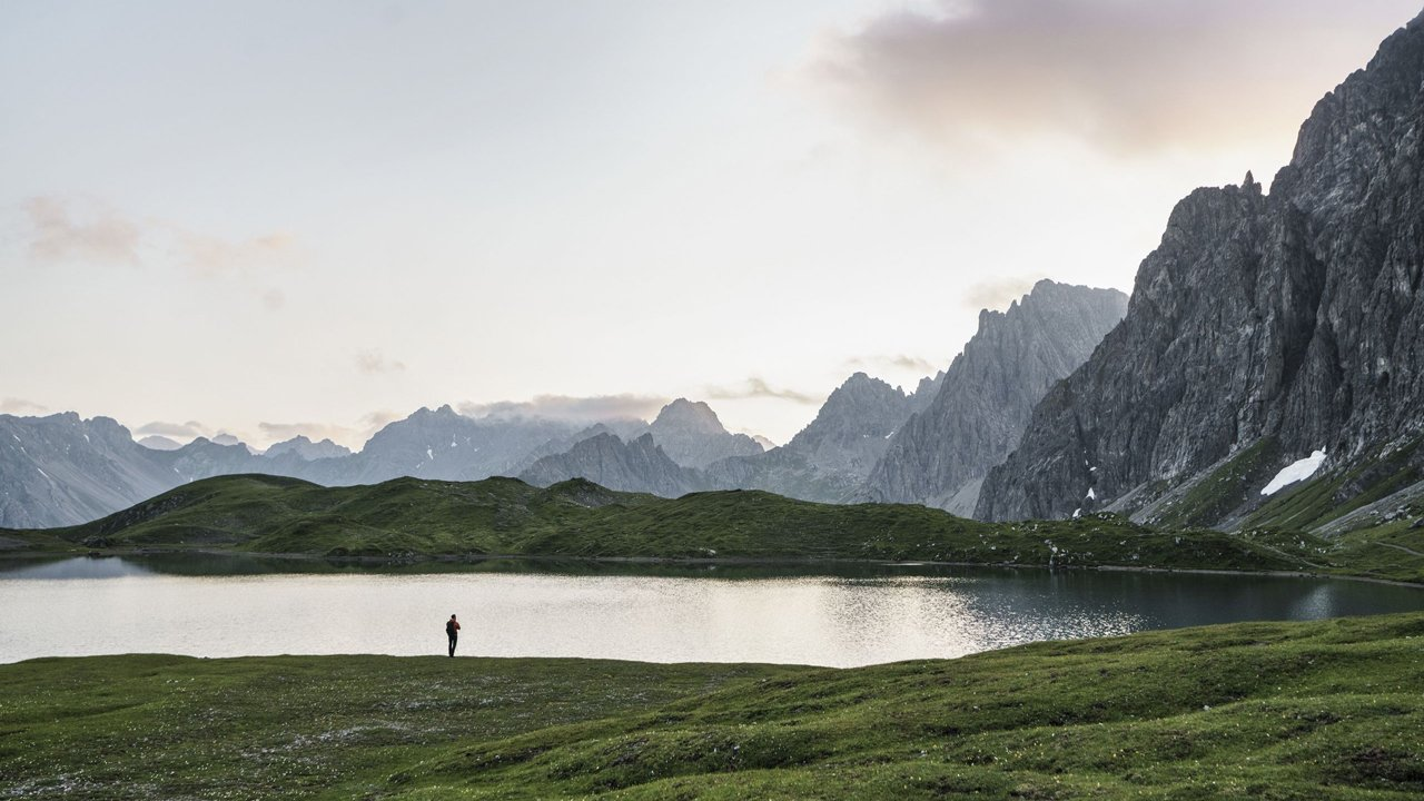 Lechtal High Trail, © Tirol Werbung / Schels Sebastian