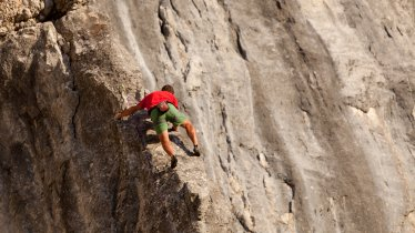 Rock climbing in the Steinberge Mountains, © Andreas Langreit