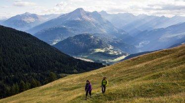 Between the Labaunalm hut and the summit, © TVB Tiroler Oberland-Nauders / Daniel Zangerl