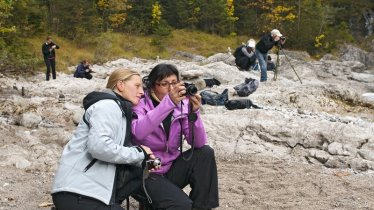 Photography Workshop at Karwendel Alpine Park, © Hermann Sonntag