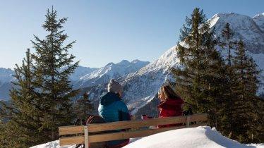Winter walking in Seefeld, © Tirol Werbung / Frank Stolle