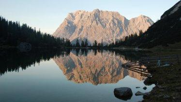The Seebensee lake, © Jannis Braun