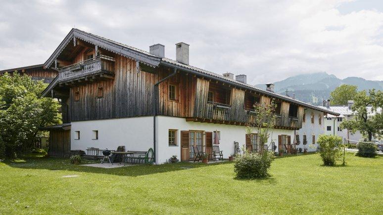 Landhaus Schwarzinger in St. Johann, © David Schreyer