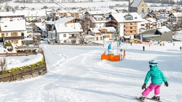 Burglift in Stans, © Silberregion Karwendel