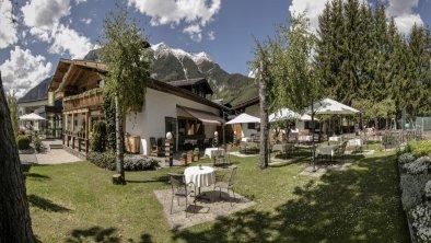 Hotel Holzleiten Garten