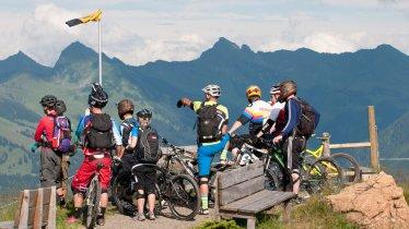 Guided Mountain Bike Tours in the Kitzbühel Alps, © Tirol Werbung/Michael Werlberger