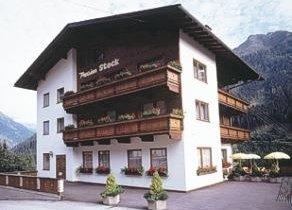 Pension Stock Mayrhofen - Sommer
