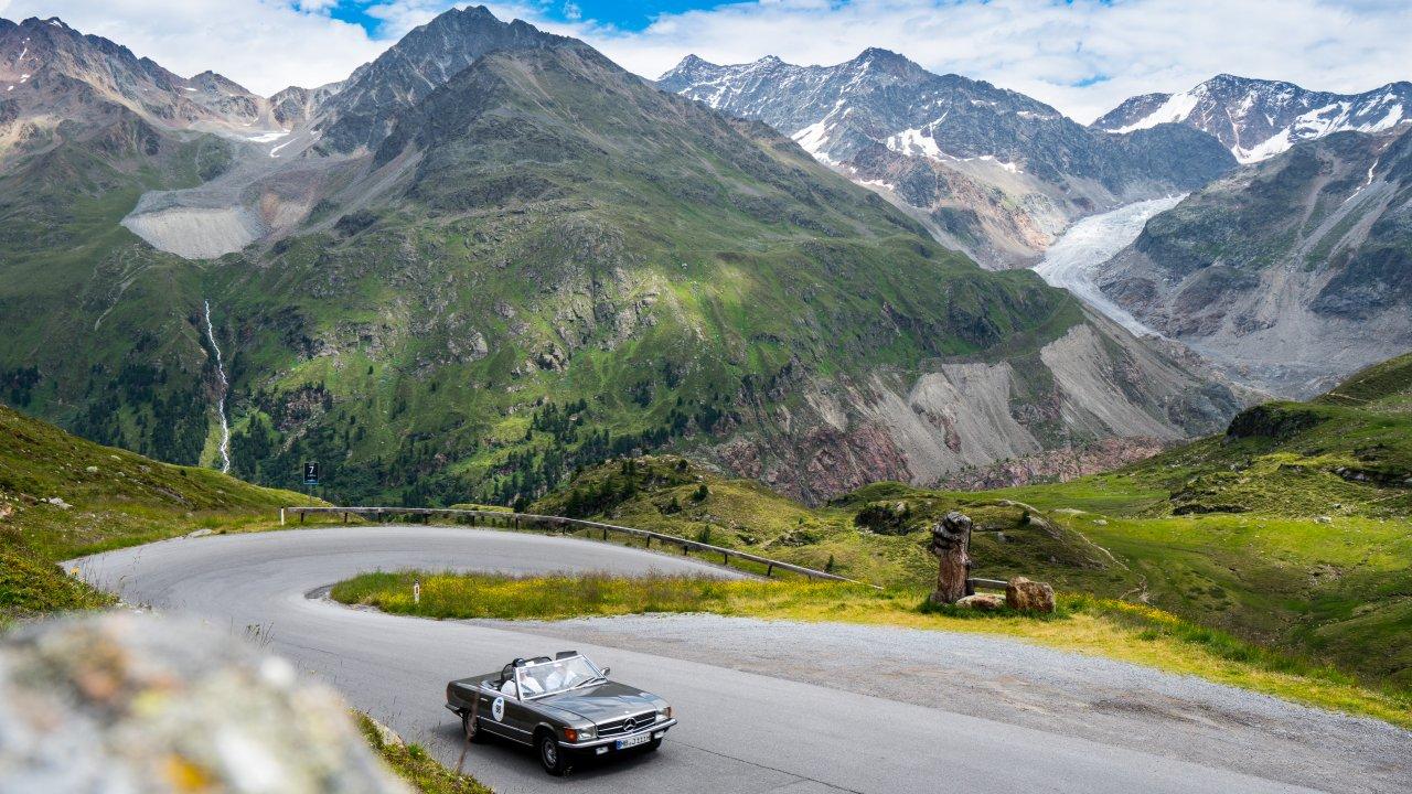 Kaunertal Glacier Road, © Max Hafele