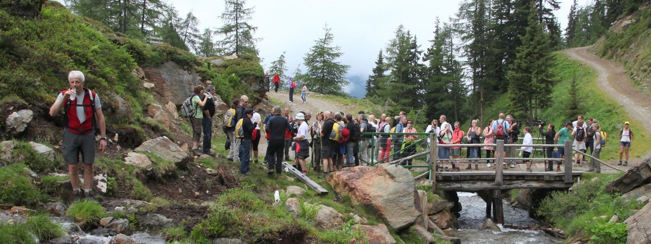 Award-winning chefs will join hikers on their way to their lodge where they will prepare their dish, © TVB Paznaun - Ischgl