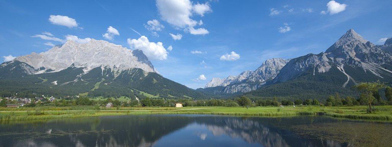 Golfclub Zugspizte-Tirol, © TZA/A. Niederstrasser