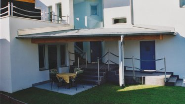 Villa Alpin Terrasse / Garten