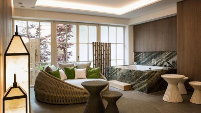 Private Spa, © Interalpen-Hotel Tyrol