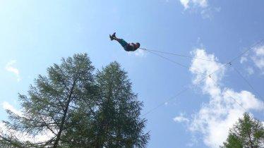 Giant Swing at Großvenediger Forest Adventure Park, © Großvenediger Adventures