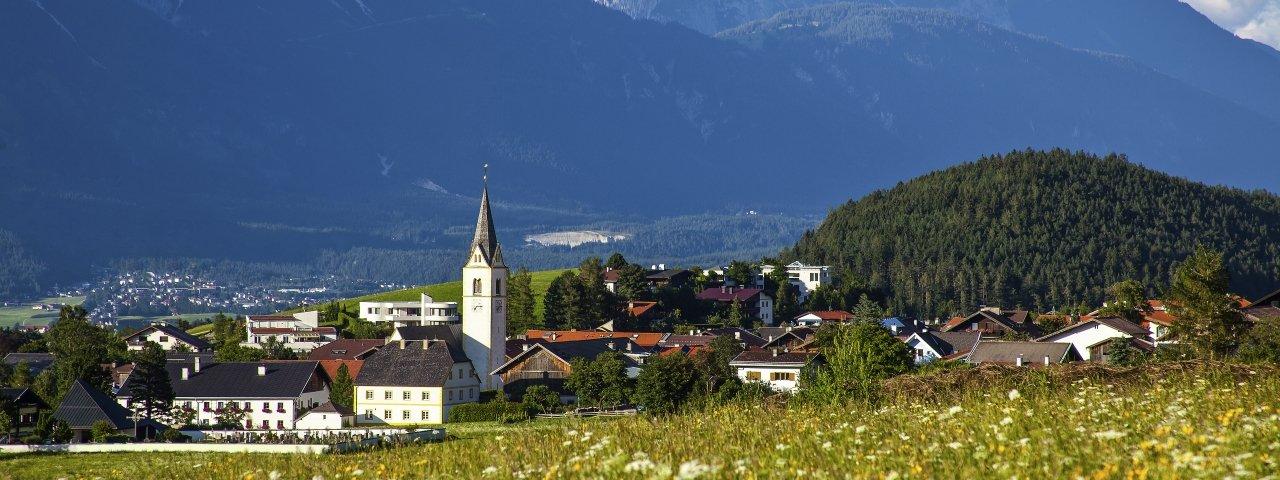 Sistrans in summer, © Innsbruck Tourismus/Christof Lackner