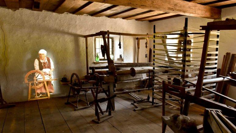 Tirol Farmstead Museum, © Alpbachtal Tourismus/Gabriele Grießenböck