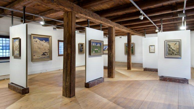 Museum Kitzbühel, Alfons Walde Selection, © Lazzari