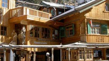 1st Wood Museum of Tirol in Wildschönau, © 1. Tiroler Holzmuseum