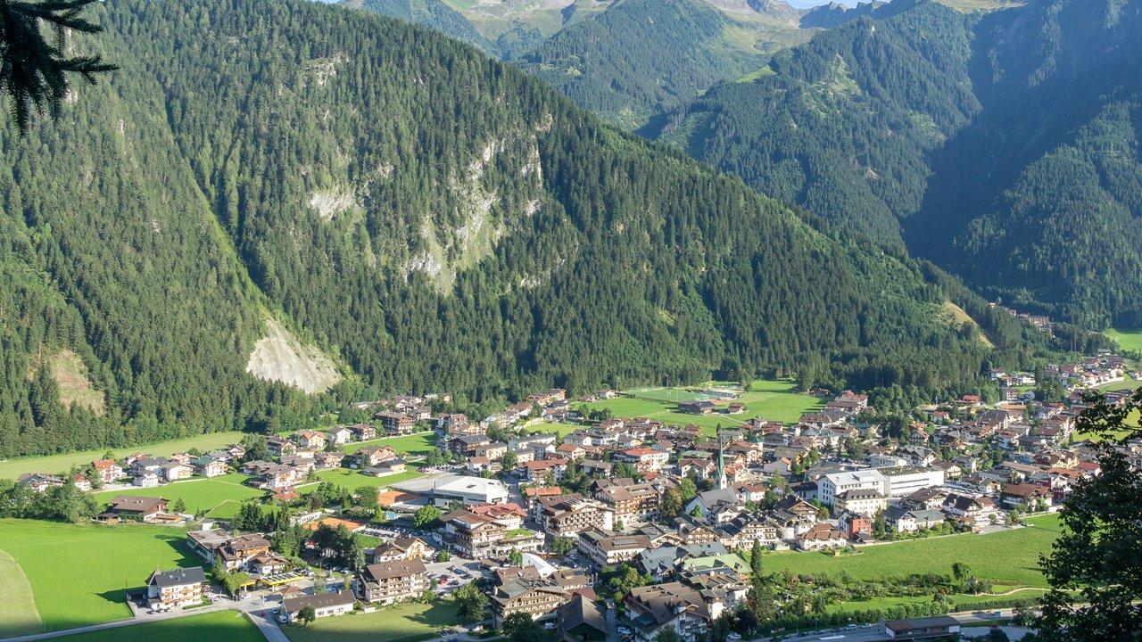 Mayrhofen in summer, © Archiv TVB Mayrhofen