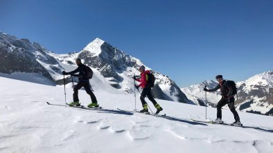 Skitouring Zillertal, © marinaspitaler