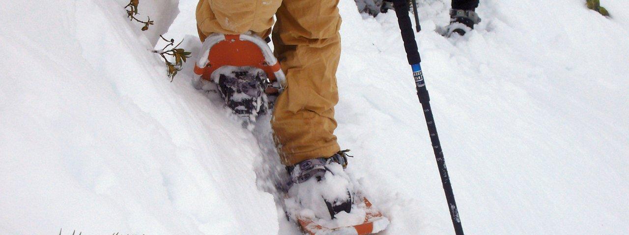 Kögljoch Col Snowshoe, © Foto Athesia Tappeiner