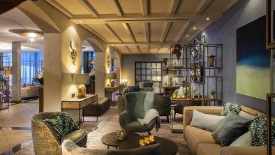 Hotellobby mit viel Flair, © Travel Charme Fürstenhaus