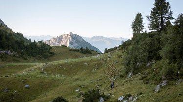 Eagle Walk Stage 6: Brandenberg Alps, © Tirol Werbung/Jens Schwarz