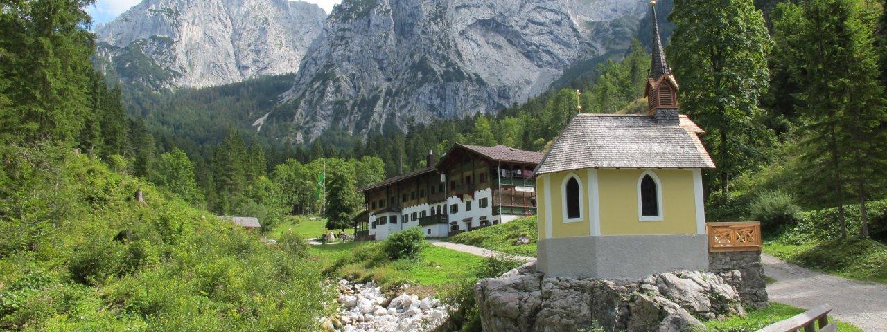 Anton-Karg- Haus, © ÖAV-Hüttenfinder