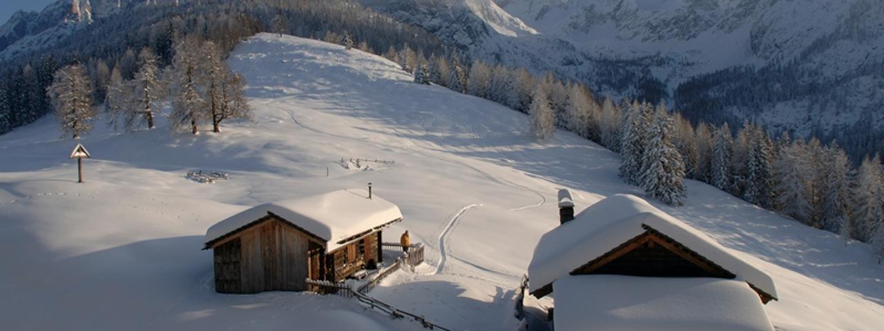 Winter holidays in the Lienzer Dolomiten, © Osttirol Tourismus