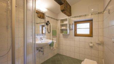 Zimmer 301 Badezimmer