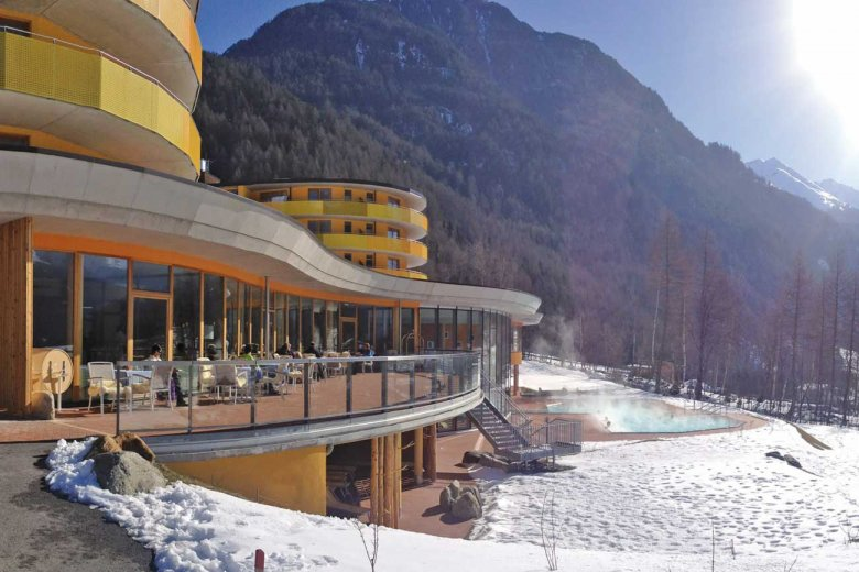 Spending a week cosseted in a pampering alkaline retreat in the Mountains of Ötztal Valley is a fantastic way to optimise wellbeing. (Photo Credit: Kurzentrum Umhausen)