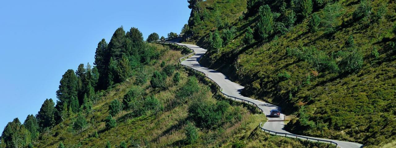 Zillertal High Elevation Road, © Joe Woergoetter
