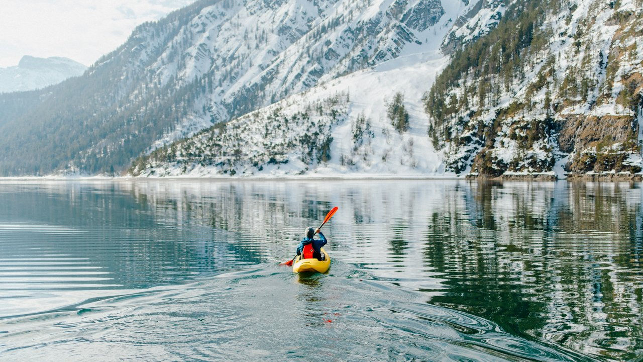 Lake Achensee, © Ramon Haindl