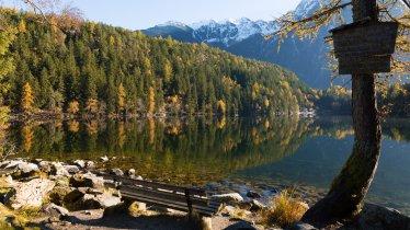 Piburger See lake