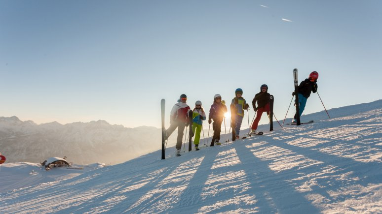 Ski resort in Lienz, © Martin Lugger