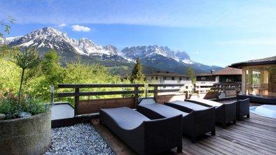 Kaiser terrace, © Hotel Hochfilzer GmbH