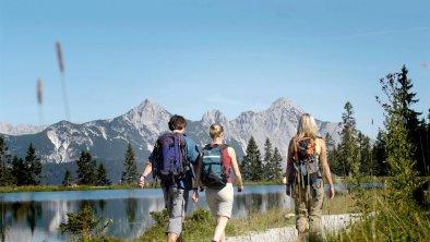 Promenaden Wandern, © Olympiaregion Seefeld