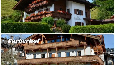 Haus Steinlechner und Farberhof in Kössen