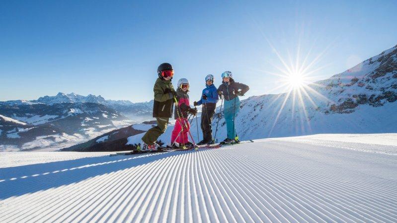 The Ski Mountain of St. Johann in Tirol/Oberndorf/Eichenhof, © St. Johanner Bergbahnen