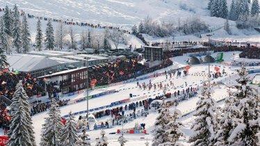 Biathlon World Cup in Hochfilzen – Men's Sprint, © Joerg Mitter