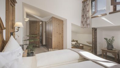 Schlafzimmer mit Kuschlnische Edelweiss