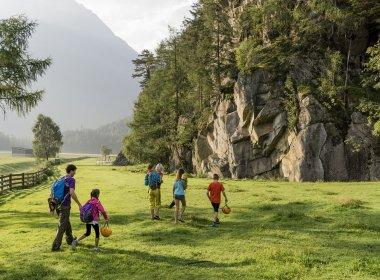 Oberried Climbing Area in Ötztal Valley. Photo Credit: Tirol Werbung