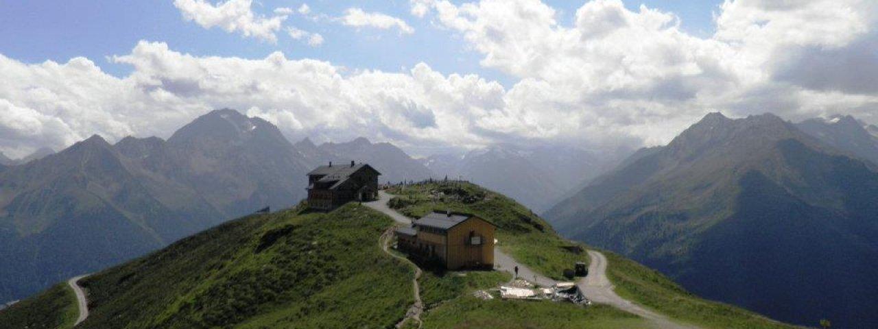 Starkenburger Hütte, © Tirol Werbung